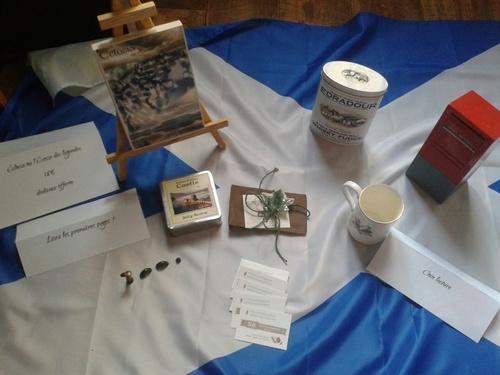 Mes préparatifs pour les Imaginales - 3) le superflu et la décoration