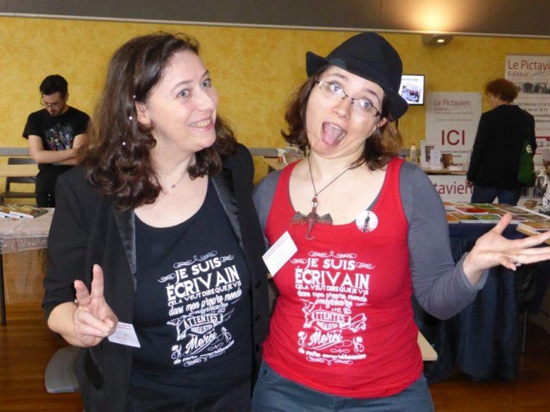 Oh, mais vous avez le même T-Shirt que moi ! :-o