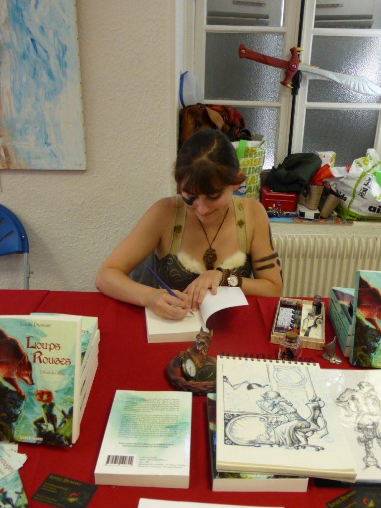 compte-rendu Festimaginaires - Lucile Dumont