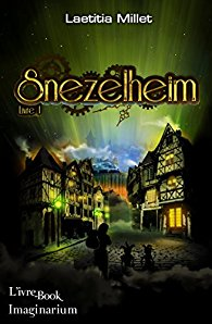 couverture de Citara - Snezelheim par Vaël