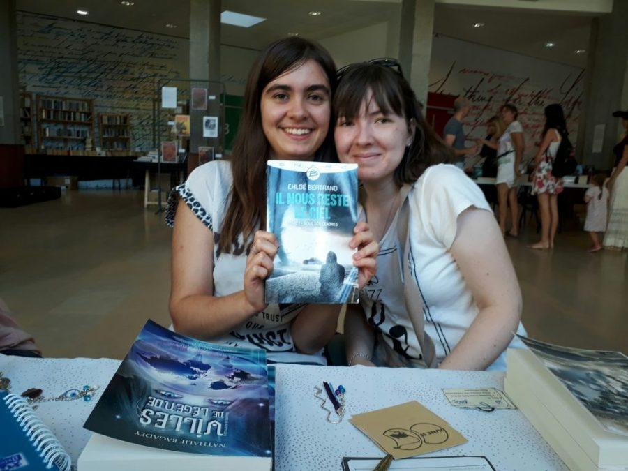 Convention Nationale SF 2017 2 - fans de Chloé Bertrand