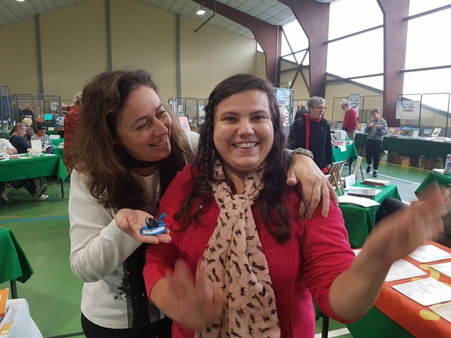 Montredon Labessonnié - Avec Aurélia
