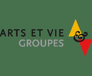 logo arts et vie groupes