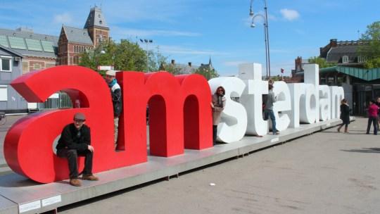 Les images d'Amsterdam 2012