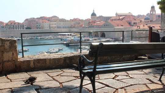 Dubrovnik, la perle de l'Adriatique…27 août 2012