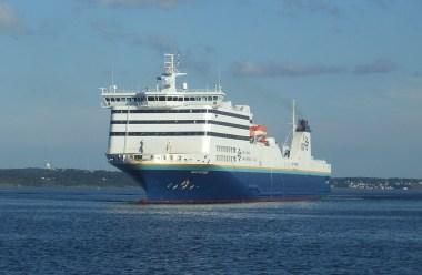 30 août 2013 Ferry North Sydney-Port-aux-Basques