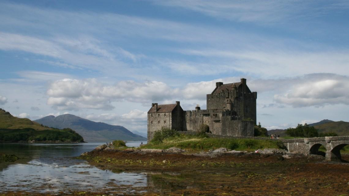 Les Highlands écossais, nature sauvage…