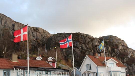 Arrivée en Suède, de Göteborg à Fjällbacka…2 novembre 2012