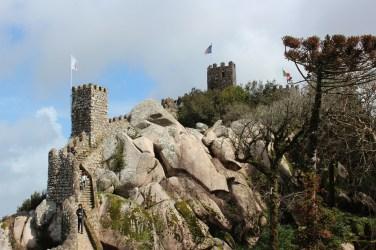 Le Castelo dos Mouros