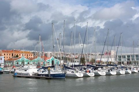 Lsbonne, port de Loisirs