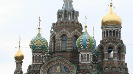 Saint-Petersbourg, la tsar russe