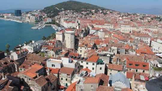 Split, du charme et du dynamisme….31 août 2012