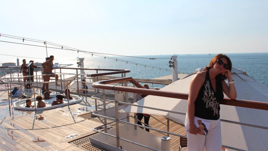 Trieste, le départ de la croisière en Adriatique