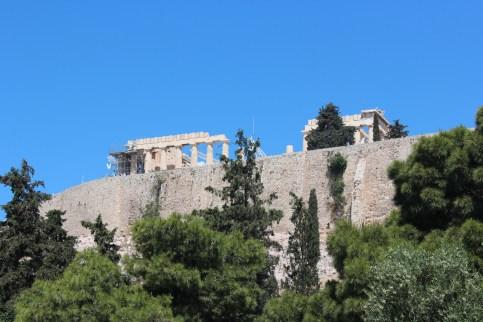 Le Parthenon de jour
