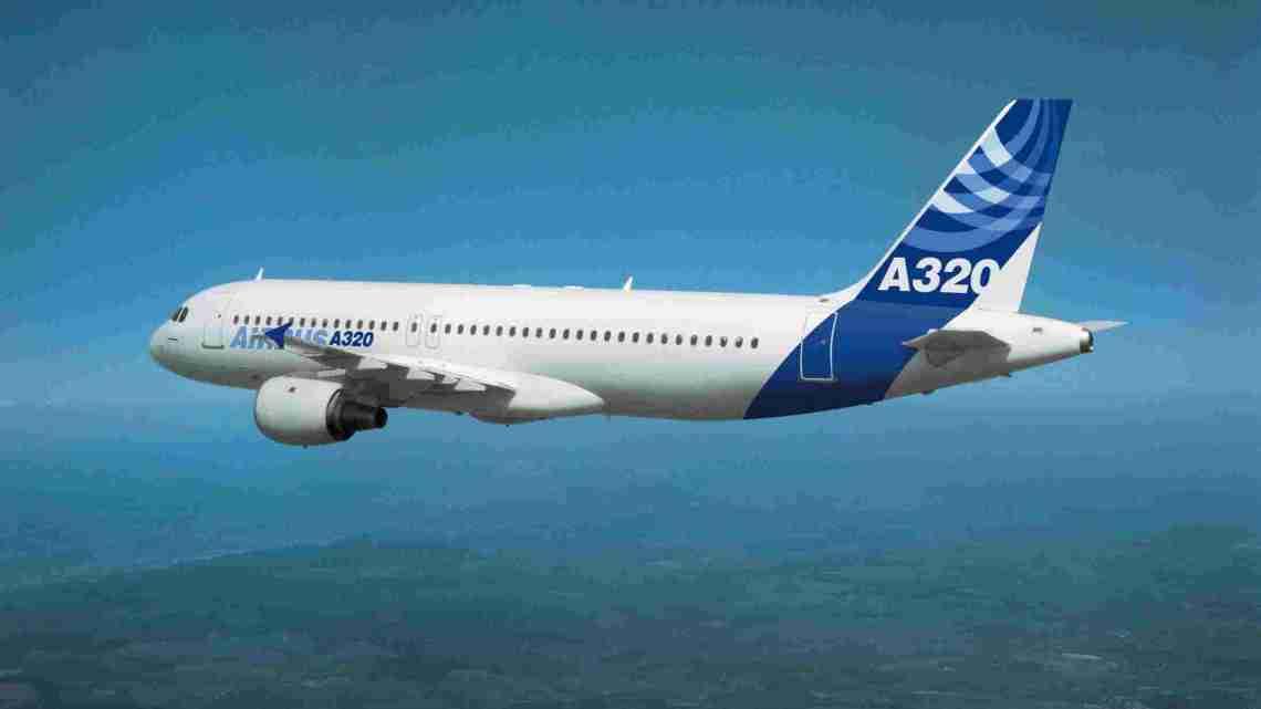 Aux commandes d'un Airbus A320…