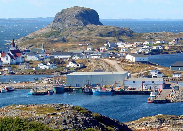 1er et 2 septembre 2013 Fogo Island, NL