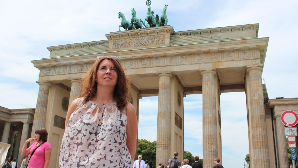 De la Potsdamer Platz à la Tour de la télévision…Berlin,19 juillet 2013