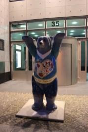 encore un ours