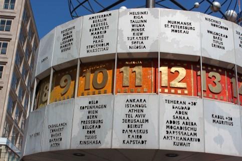 L'horloge universelle d'Alexander Platz