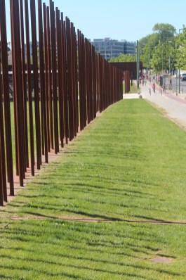 Les traces du mur