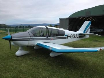 Notre avion..DR400 Dauphin