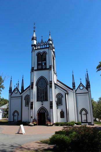 Eglise Saint-Jean de Lunenburg