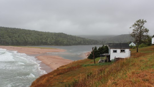 Cape Breton, Nova Scotia… les photos…29 août 2013