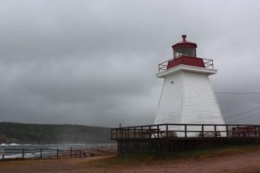 le phare de Neils Harbour