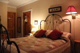 Notre chambre à Oakwood Manor...un moment de repos