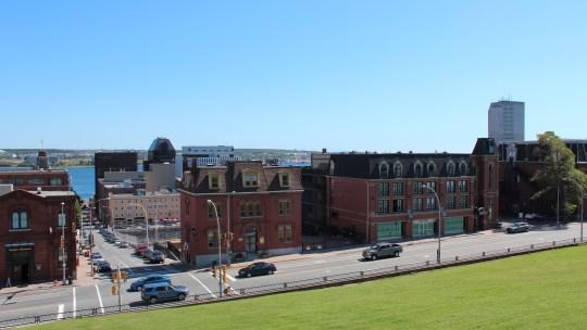 Halifax, Nova Scotia…pour finir en beauté…7 septembre 2013