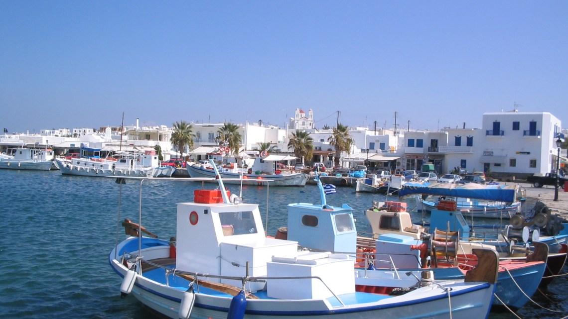 Paros, Cyclades, Grèce, du 7 au 11 mai 2014 pour nos 22 ans de mariage…