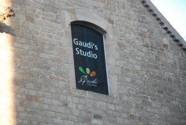 La ville de Gaudi