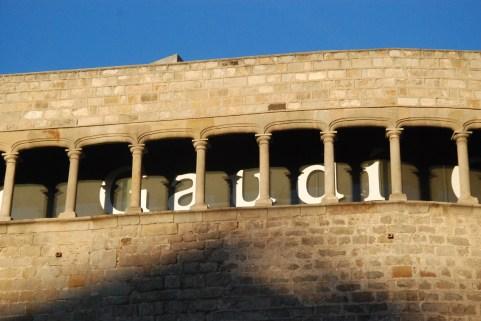 Gaudi est partout