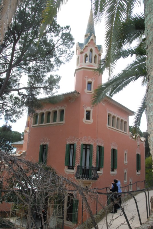 La maison de Gaudi