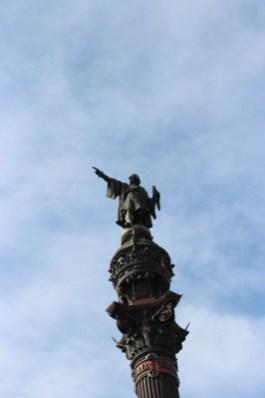 Statue de Christophe Colomb
