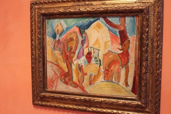 Picasso 1907