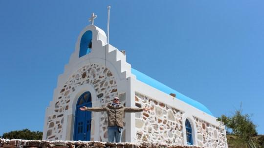 2ème journée à Paros et Antiparos en images