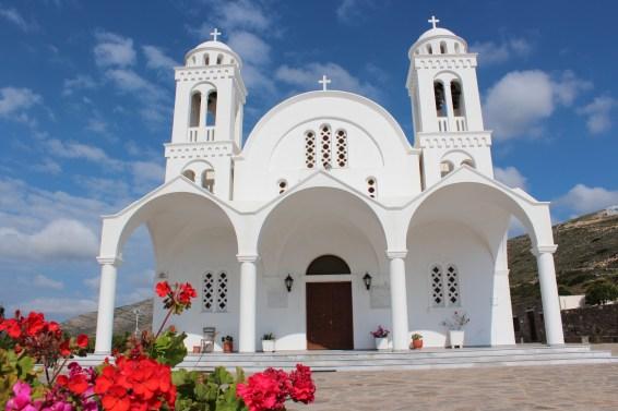 Agios Arsenios...de retour à Paros, près de Parikia
