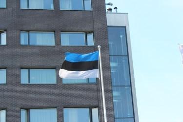 longtemps, le bleu, le noir et le blanc étaient interdits en Estonie
