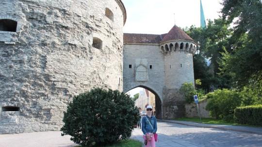Tallinn, Estonie en famille…12 juillet 2014…Premières images