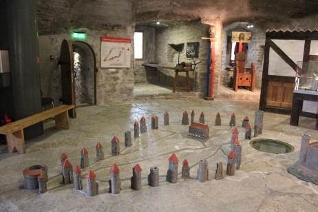 les 36 tours de Tallinn, quand elles existaient