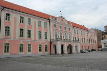 Le parlement estonien