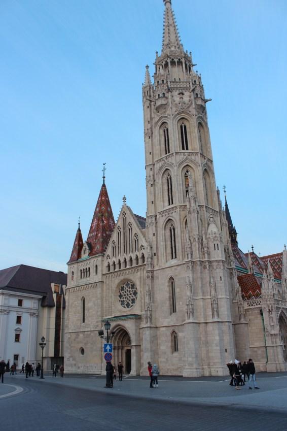 Eglise Mathias