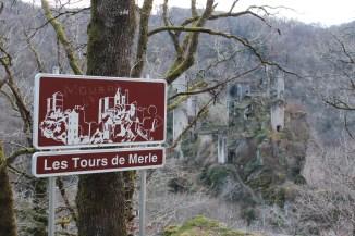 Les Tours de Merle
