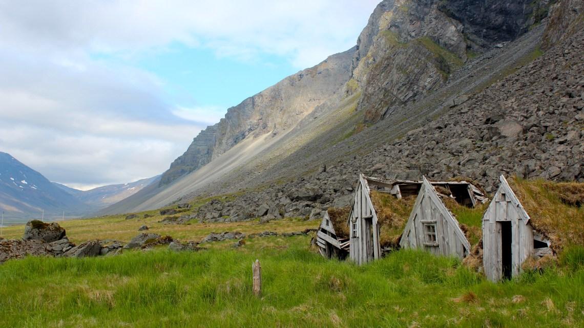 Les Fjords de l'Est de l'Islanðe…de Höfn i Höfnafirði à Egilstaðir…21.06.2015