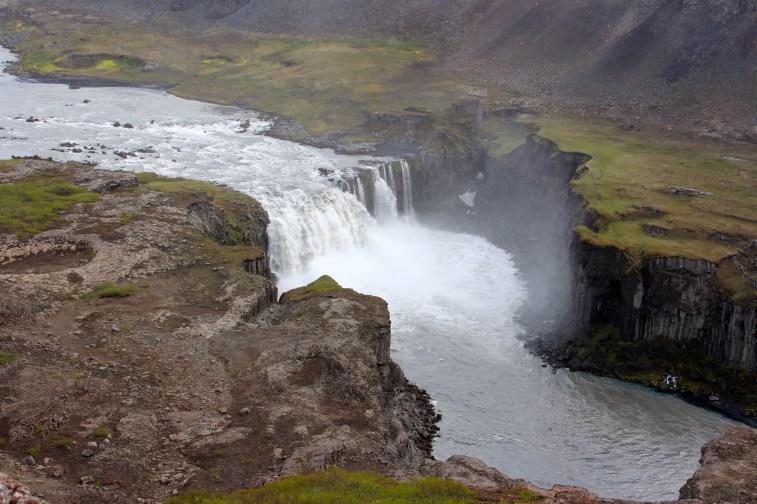 cascade de Hafraglisfoss