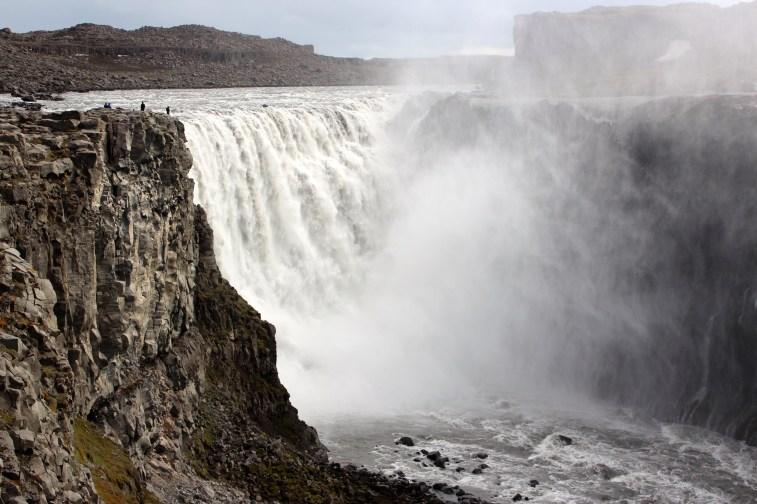 Detifoss..la plus grande cascade d'Europe