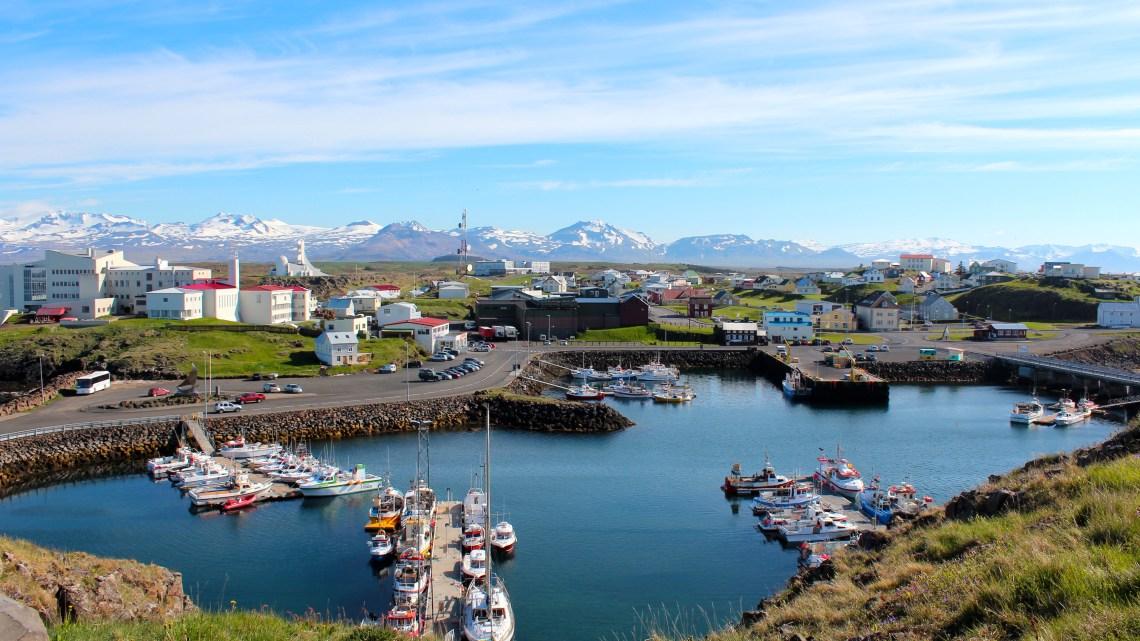 De Hvammstangi à Borgarnes, Nord-Ouest de l'Islande..24.06.2015