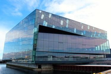 L'opéra de Reykjavik