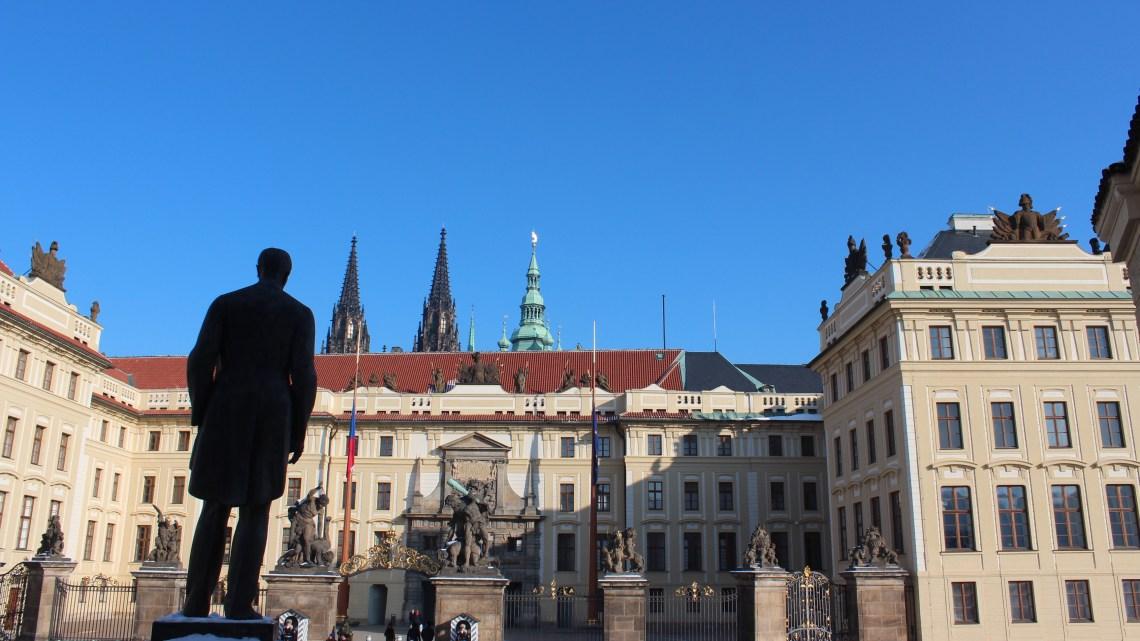 Quelques photos de Prague…21 au 24 janvier 2016